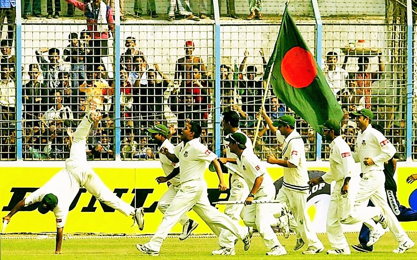 bangladesh test cricket